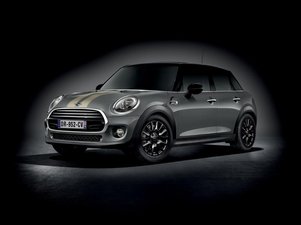Mini Edition Marylebone 2015 (officiel)