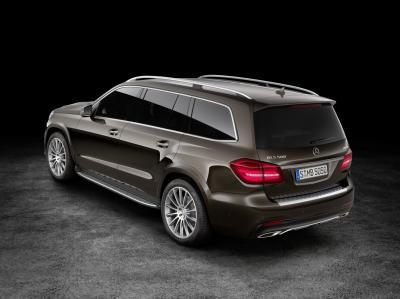 Mercedes GLS 2015 (officiel)