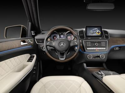 Mercedes GLS 2015 (officiel)