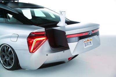 Toyota Mirai (SEMA Show 2015)