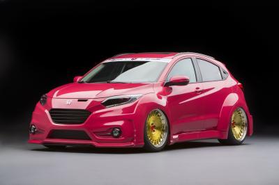 Honda HR-V Tjin Edition (SEMA Show 2015)