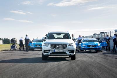 Volvo XC90 Polestar Performance Optimisation