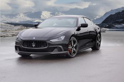 Maserati Ghibli par Mansory