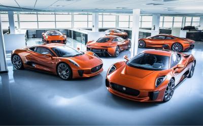 Les stars automobiles de Spectre, le nouveau James Bond