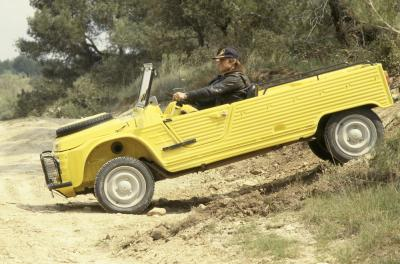 Quand SUV et tout-terrain s'essayent au cabriolet