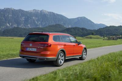 Volkswagen Passat Alltrack 2015 (essai)