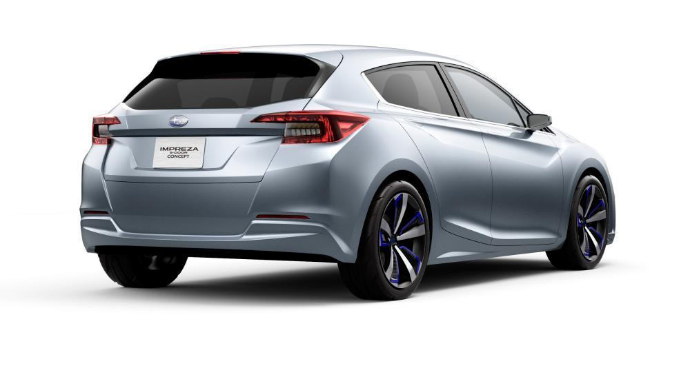 Subaru Impreza Hatch Concept (Tokyo 2015)
