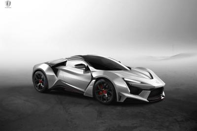 W Motors Fenyr Supersport 2015 (officiel)