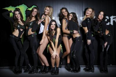 Qui sont les Monster Girls 2015 ?