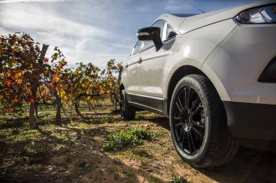 Ford Ecosport Titanium S 2015 (essai)