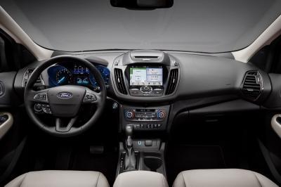 Ford Escape (Kuga) 2016