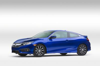 Honda Civic Coupé 2016 (US)