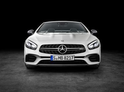 Mercedes SL 2016 (officel)