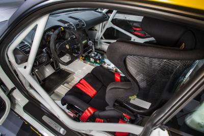 Porsche Cayman GT4 Clubsport 2015 (officiel)