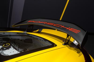 Porsche Cayman GT4 Clubsport 2015 (officiel)