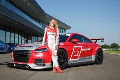 Les femmes en sport automobile