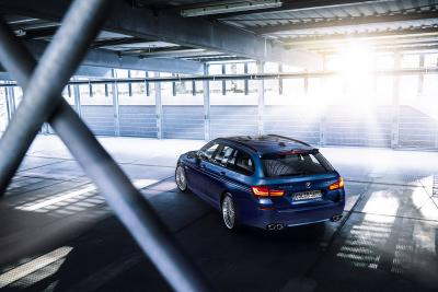 Alpina B5 Bi-Turbo 2016