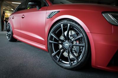 Audi RS3 ABT (Essen 2015)