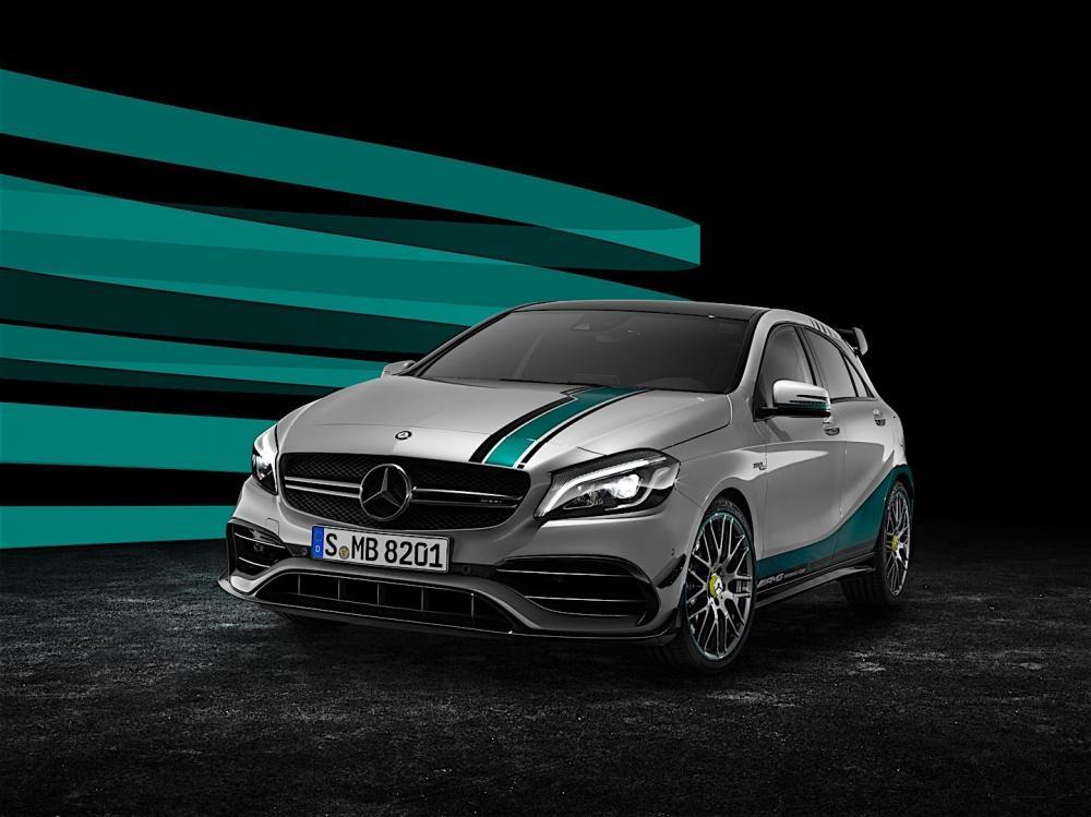 Mercedes A 45 AMG World Champion 2015 Edition