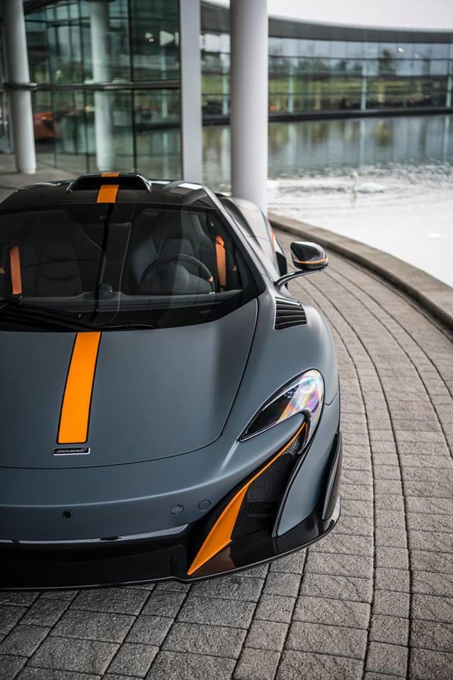 McLaren 675LT MSO