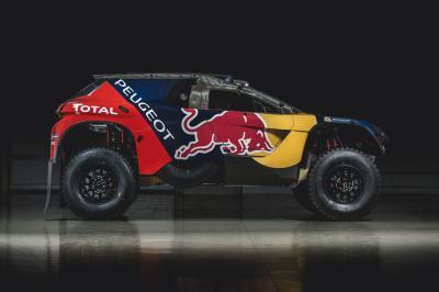 Peugeot 2008 DKR 2016 (définitive)