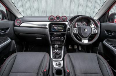 Suzuki Vitara S 2016