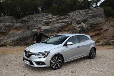 Renault Mégane 4 (essai)