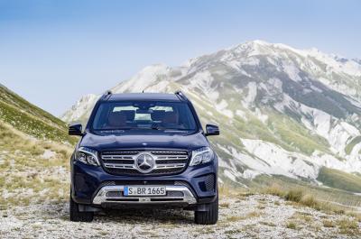 Essai Mercedes GLS 2015 (essai)