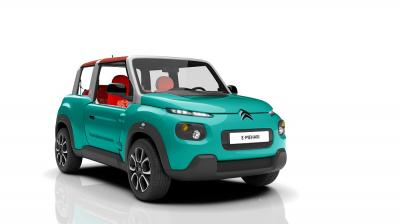 Citroën e-Méhari (officiel)