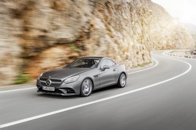 Mercedes SLC (2016)