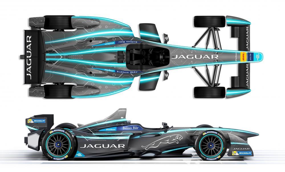 Jaguar Formule E