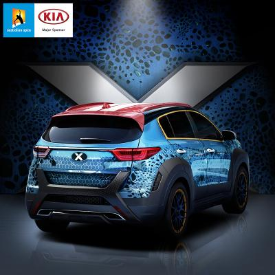 Kia Sportage X-Car 2016