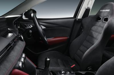 Mazda Tokyo Auto Salon 2016