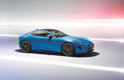Jaguar F-Type British Design