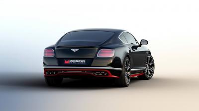 "Bentley Continental GT V8 S ""Monster by Mulliner"""