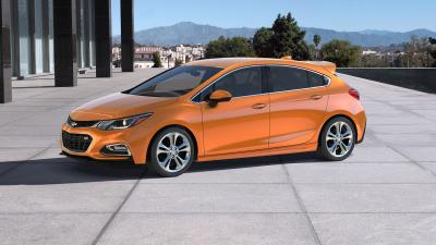 Chevrolet Cruze Hatch (2016)