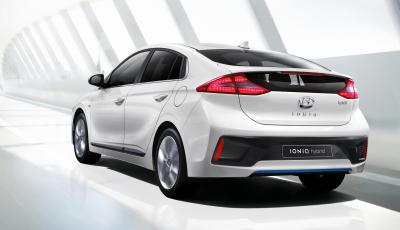 Hyundai Ioniq 2016 (officiel)