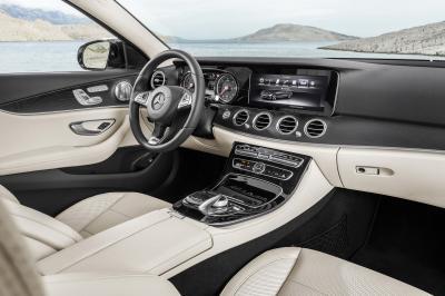 Mercedes Classe E 2016