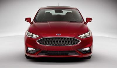 Ford Fusion V6 Sport (Detroit 2016)
