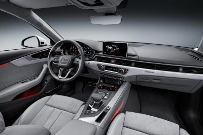 Audi A4 Allroad 2016 (officiel)