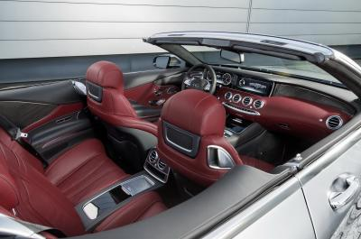 Mercedes-AMG S 63 Cabriolet Edition 130
