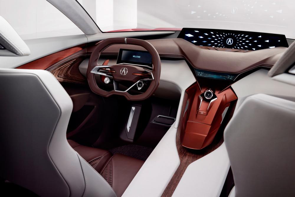 Acura Precision Concept (Detroit 2016)