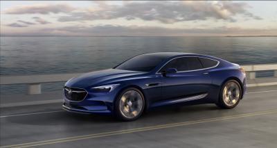 Buick Avista Concept (Detroit 2016)