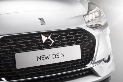 DS 3 2016 (officiel)