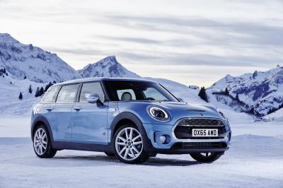 Mini Clubman ALL4 2016 (officiel)