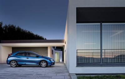 Honda Civic X 2016 (officiel)