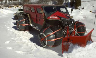 Les modèles les plus fous pour attaquer la neige !