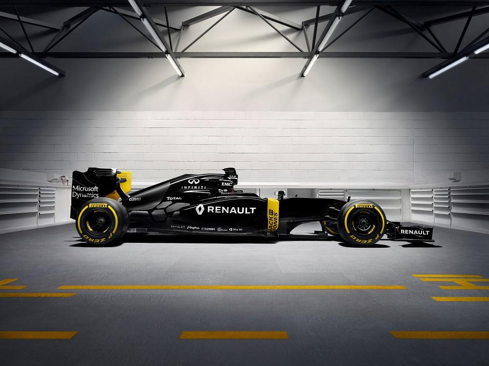 Renault F1 R.S. 16