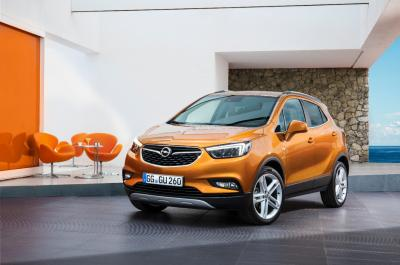Opel Mokka X (officiel)