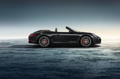 Porsche 911 Carrera S Cabriolet 2016 par Porsche Exclusive